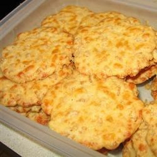 Cheese Crispies