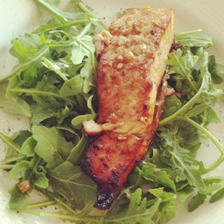 Sweet And Spicy Glaze For Salmon Recipes
