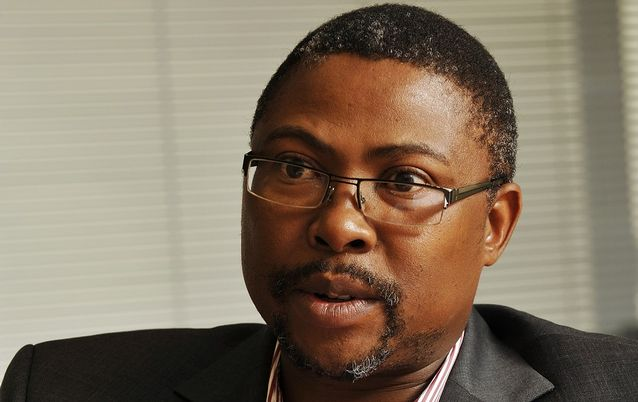 Transnet CEO Siyabonga Gama. Picture: FINANCIAL MAIL