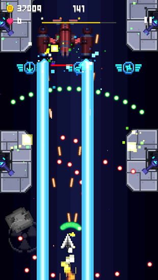 Pixel Craft - Space Shooter- screenshot thumbnail