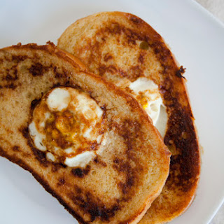 Egg in a Basket French Toast
