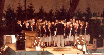 Photo: Julemesse 1984