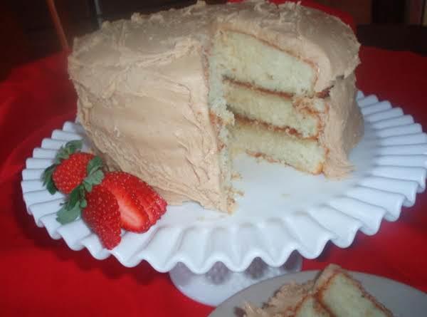 Mama's Caramel Cake