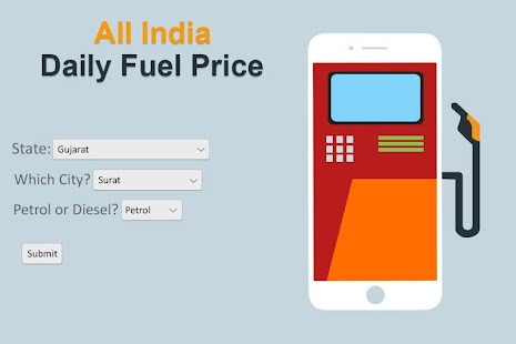 Daily Petrol, Diesel Price In Across India - náhled