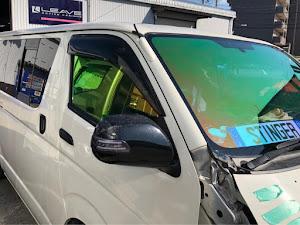 ハイエース TRH200V S-GL TRH200V H19年型のカスタム事例画像 DJけーちゃんだよさんの2020年06月23日19:18の投稿