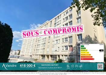 Appartement 3 pièces 67,3 m2