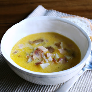 Easy Cheesy Potato Soup