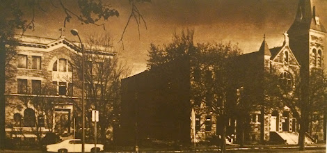 Photo: 1970 just before demolition