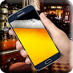 Beer in phone Icon