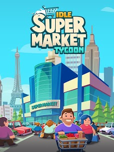 Idle Supermarket Tycoon MOD APK 2.2.6 [Unlimited Money] 6