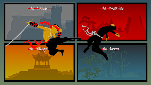Ninja Run:Endless Run And Jump Parkour Game  captures d'écran 1