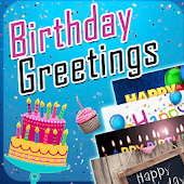 Birthday Greetings eCard Maker