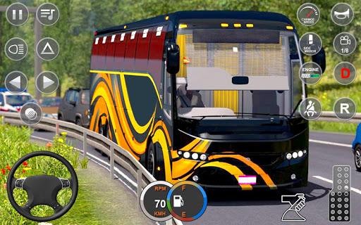 Impossible Bus Stunt Driving: Offraod Bus Driving apkdebit screenshots 9