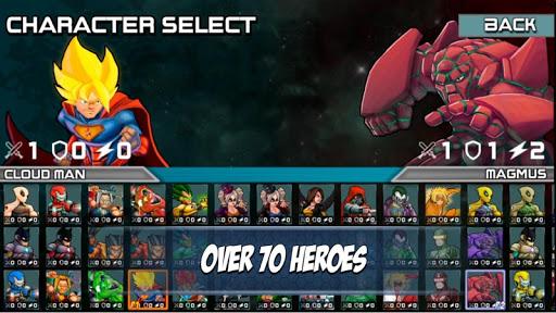 スーパーヒーロー3無料格闘ゲーム