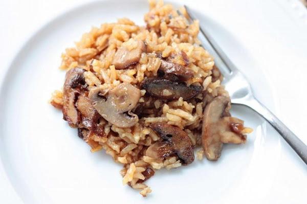 South Carolina Brown Rice Recipe