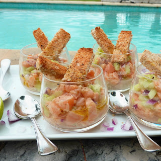 Salmon Tartare Recipe