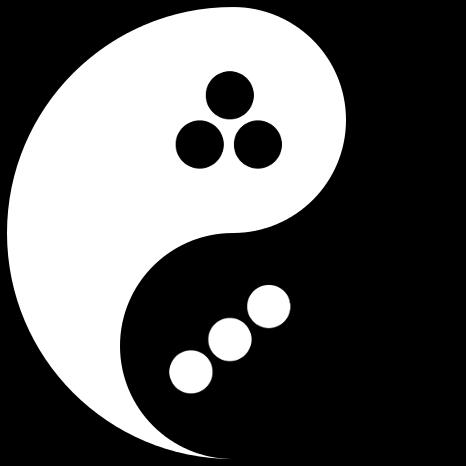 Símbolo de la jurimetría.
