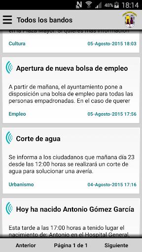 Granja de Torrehermosa Informa