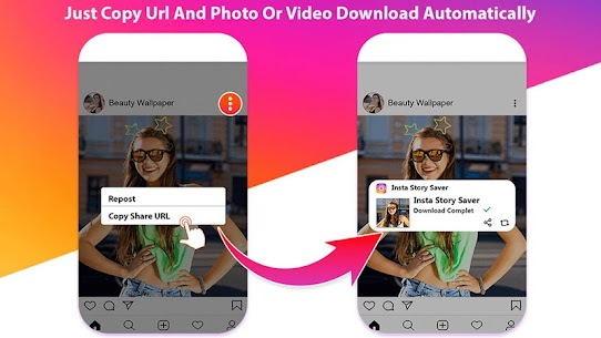 Photo Video Downloader for Instagram-Story Saver Apk  Download For Android 2