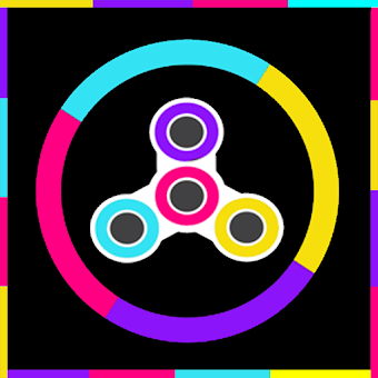 Fidget Spinner Switch Color