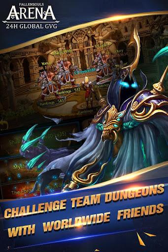 FallenSouls - Dragon Battle screenshot 3