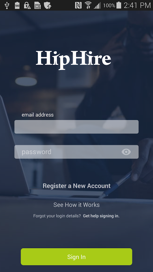 HipHire Part-time Jobs- screenshot