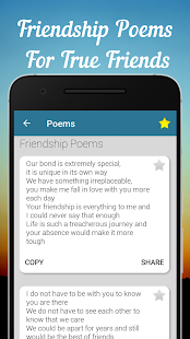 Poems For All Occasions - Love, Family & Friends Screenshot