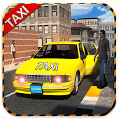 Real Taxi Driver 3D : City Taxi Cab Game