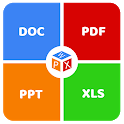 All Documents Viewer - Docx, Xlsx, PPT, PDF Reader icon