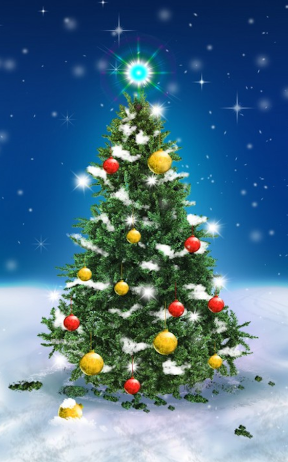 hd christmas live wallpaper android apps on google play