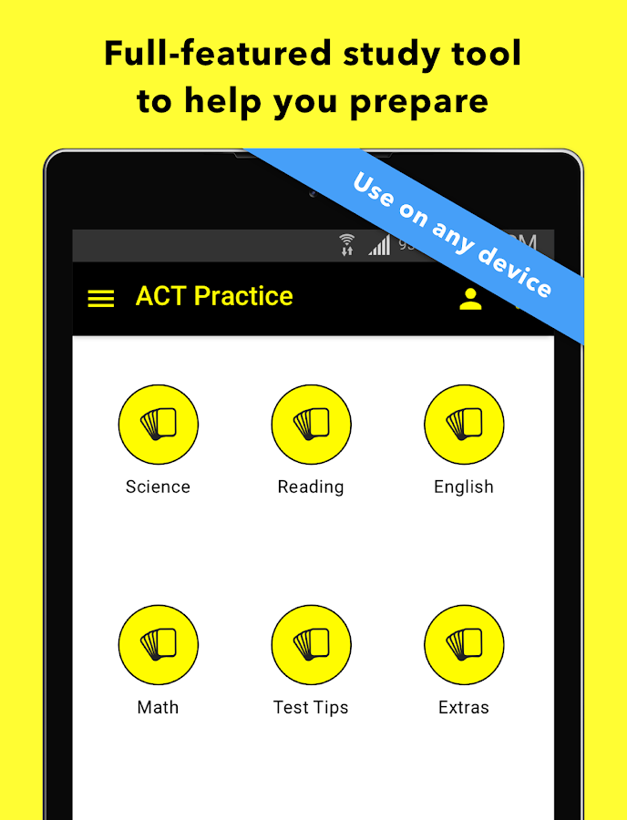 ACT Prep For Dummies- screenshot