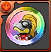 クローズコラボメダル【虹】