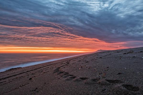 Patagonia Sunrise di Andrea Izzotti