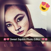 Sweet Square Photo Editor
