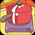 jeux de cuisine - les enfants icon