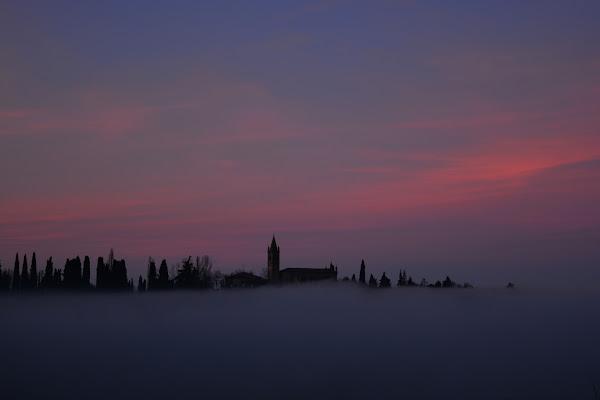 Scende la sera, sale la nebbia di MirkoFrignani