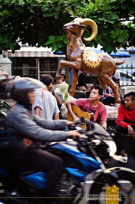 Malioboro Yogyakarta Ram Statue