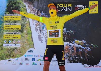 De orde opnieuw hersteld: Roglič en co rijden Tour de l'Ain in 2021 niet meer ter voorbereiding van Ronde van Frankrijk