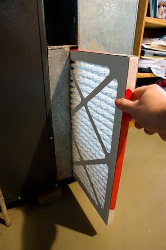 Ventilation services systems maintenance