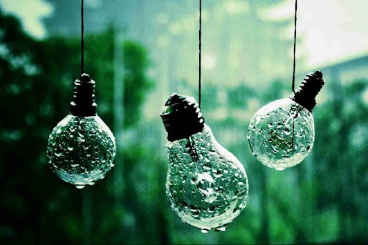 Raindrops Live Wallpaper HD By Agastudio Poster