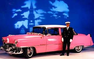 Cadillac Fleetwood Rent Fyn
