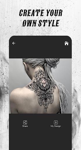Tattoo Maker - Tattoo On My Photo 1.3.7 screenshots 5