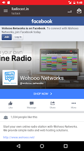 Radiocast.in- screenshot thumbnail