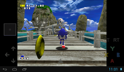 Reicast - Dreamcast emulator Screenshot