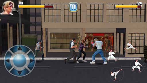 Street Fighting: Rage Battle  screenshots 4