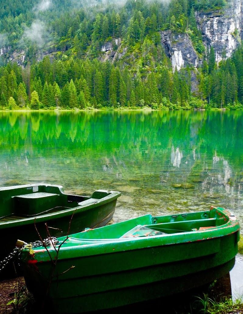 Barche tra le cime di Francesco Scavazzin