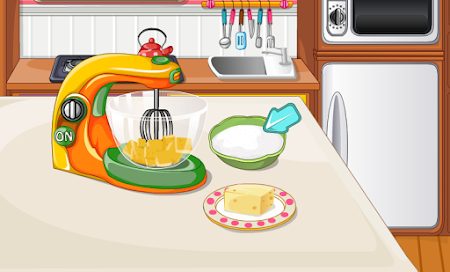 Cake Maker Story -Cooking Game 1.0.0 screenshot 900275