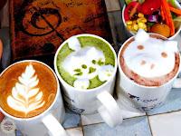 T-One 咖啡 輕食