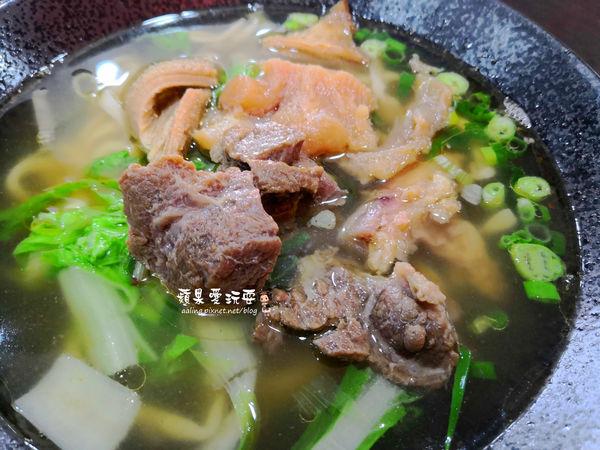 在地人激推,不輸台南的冠軍牛肉麵~【張家川味父愛牛肉麵食館】