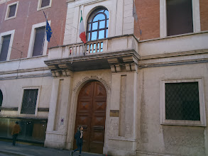 Photo: Seminario matutino. Universidad de Bolonia. Sede de Forlì